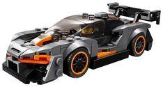 1x Sticker Autocollant Speed Champions 75892 McLaren Senna NEUF Lego