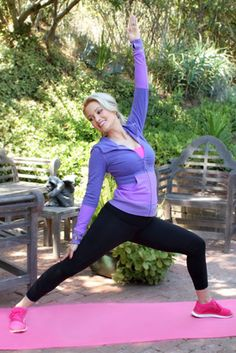 How Holly Madison Finds Time For Fitness. Holly Madison, Celebrity Diets, Weight Loss Secrets, Want To Lose Weight, Get In Shape, Girly, Sporty, Celebrities, Fitness