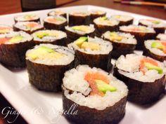 norimaki: tutti i segreti per preparare il sushi in casa .