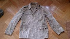 bluza deszczyk lata 60 te Coat, Jackets, Fashion, Down Jackets, Moda, Sewing Coat, Fashion Styles, Peacoats, Fashion Illustrations
