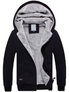 Beverly Hills Polo Club Men's Hoody Full Zip Sweatshirt | Men's ...
