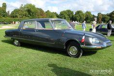 1968 Citroën DS Presidential De Gaulle
