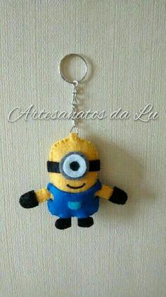Chaveiro Minions