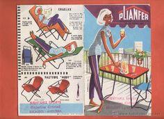 Dépliant Plianfer 50'