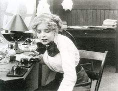 Blanche Sweet - The Lonedale Operator