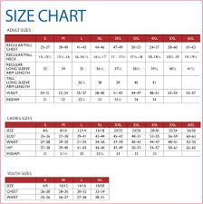 Boys T Shirt Size Chart In India