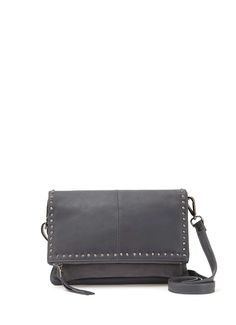 Grey Beya Cross Body Bag | Bags & Small Leather Goods | MintVelvet