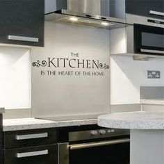 Loving this wall decal from Belvedere Designs.