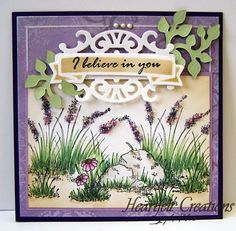 Heartfelt Creations | Spring Scenery