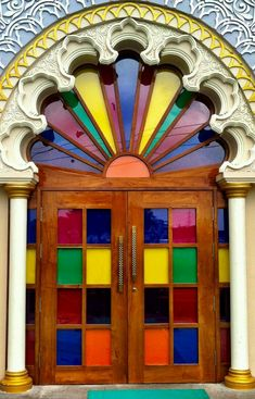 Colorful entrance. ❣Julianne McPeters❣ no pin limits
