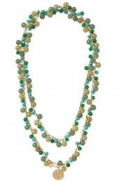 $76... AMAZING!! can be worn long or short... great for summer!   www.stelladot.com/annamuir