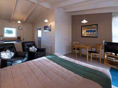 Studio with Massage Shower/Spa - Rotorua Accommodation