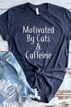 Mad Over Shirts Calm Your Kitties Pets Cats Cat Lovers Unisex Premium Tank Top