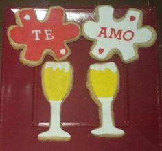 Brindemos por nuestro amor!!