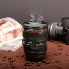 New Coffee Lens Emulation Camera Mug Cup Beer Cup Wine Cup Without Lid Black Plastic Cup&Caniam Logo Camera Lens Mug, Camera Gear, Camera Hacks, Dslr Photography Tips, Fashion Photography, Modern Photography, Photography Tutorials, Creative Photography, Landscape Photography
