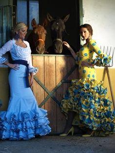 Catalogo trajes de flamenca