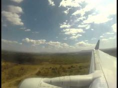 Miami to Managua in Two Minutes - YouTube