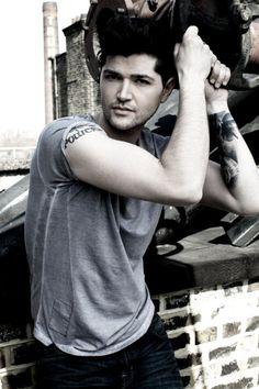 """""""And though I may not look like much, I'm yours"""" by Danny O'Donoghue His voice alone does it for me :)"""