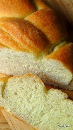 Pan di Pane: Ricetta Treccia Argentina all'olio d'oliva