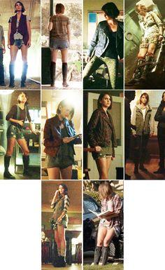 """MALIA'S OUTFITS: a masterpost "" Teen Wolf Fashion, Teen Wolf Outfits, Fashion Tv, Girl Outfits, Cute Outfits, Ropa Teen Wolf, Teen Wolf Malia, Teen Wolf Mtv, Malia Hale"