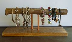 Upcycled California Driftwood Bracelet by StarLotusCreations, $35.00 www.starlotuscreations.com