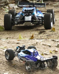 WLtoys A959 1 / 18 Scale 2.4G RC OFF - Road Racing Car with Anti - vibration System-60.78 and Free Shipping  GearBest.com