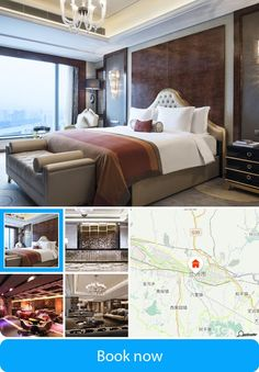 Crowne Plaza Lanzhou (Lanzhou, China) – Book this hotel at the cheapest price on sefibo.