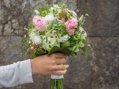 Welche Blumen kannst du in unserem Brautstrauß erkennen - rate mit!