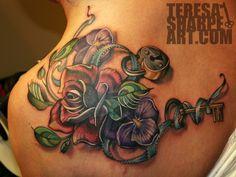 - Teresa Sharpe Art