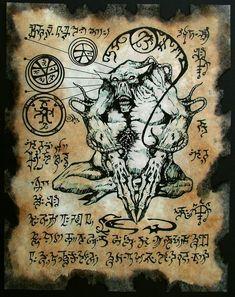 Tsathoggua by MrZarono.deviantart.com on @deviantART