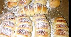 Puddinghörnchen, ein Rezept der Kategorie Backen süß. Mehr Thermomix ® Rezepte auf www.rezeptwelt.de