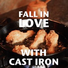 Cast Iron Care Tips: Care for your cast iron pan like a pro.