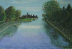 blauer Fluß, U. Kretschmer