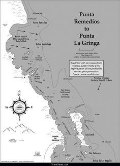 Map of Bahia de los Angeles - http://travelquaz.com/map-of-bahia-de-los-angeles.html