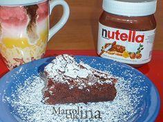 Dolce alla Nutella geniale: due ingredienti, nessuna fatica, buonissimo!