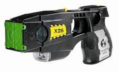 taser handguns   The X26E-model Taser stun-gun that the Richmond Police Department uses ...