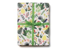 Paradise Wrap by Kate Pugsley for Red Cap Cards Kate Pugsley, Surface Design, Iris, Paradise, Gift Wrapping, Rainbow, Crafty, Illustration, Cap