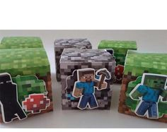 Minecraft, Kids Girls, Crafts, Party Ideas, Party Kit, Stationery Shop, Made By Hands, Kids Part, Creativity