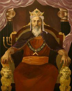King Solomon - Masonic arts
