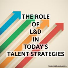 The Role of L&D in Today's Talent Strategies