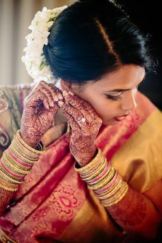 La sposa India