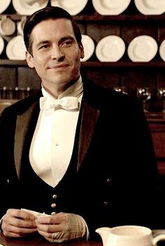 """sasheenka: """"Downton Abbey without Mr. Barrow… """""""