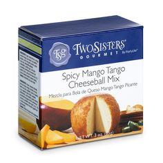 Spicy Mango Tango Cheeseball Mix