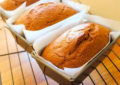 Pan de calabaza y especias No Bake Desserts, Dessert Recipes, Fall Snacks, Pan Dulce, Sin Gluten, Cakes And More, Mexican Food Recipes, Bakery, Deserts