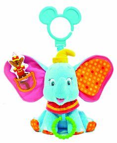 Amazon.com : Kids Preferred Disney Baby Activity Toy, Dumbo