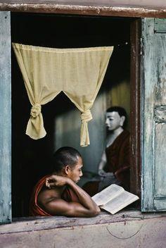 Rangoon, Burma - 1995