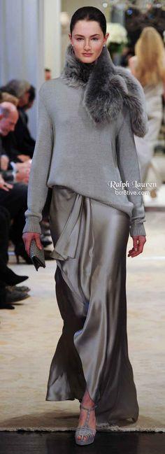 Ralph Lauren Pre Fall 2014
