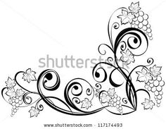 vector wine design clip art - Google Search