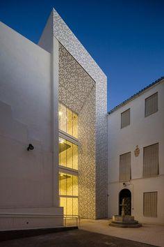 Fine Arts Museum, Badajoz, 2014 - Estudio Arquitectura Hago