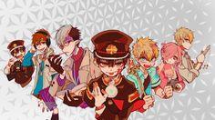 オカルトコメディ「地縛少年 花子くん」のPV公開、アクキー当たる企画も(画像 6/8) - コミックナタリー Anime Kawaii, Anime Chibi, Manga Anime, Anime Art, Otaku Anime, Aldnoah Zero, Girls Anime, Cute Anime Wallpaper, Manga Art